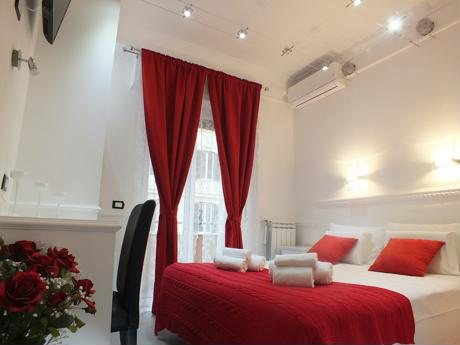 bed and breakfast a piazza barberini le petit bijou