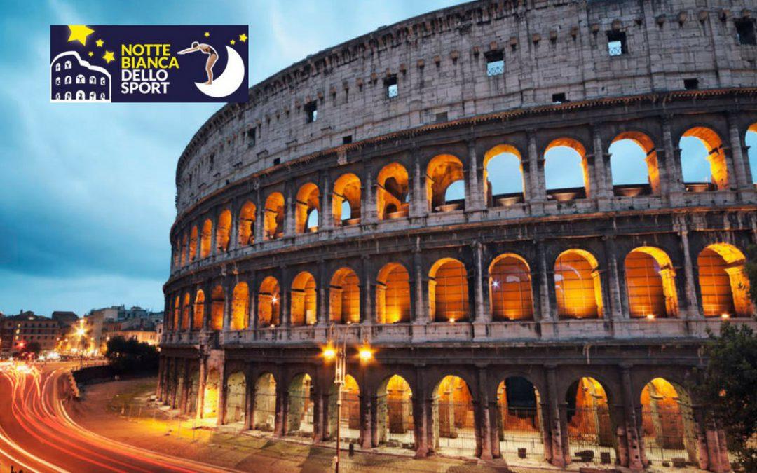 Notte Bianca dello Sport a Roma